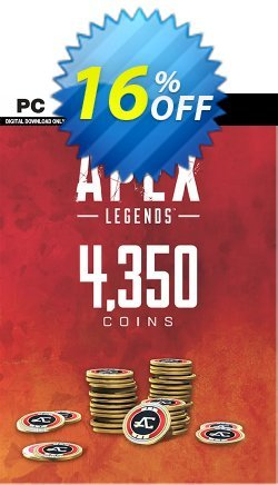 Apex Legends 4350 Coins VC PC Coupon discount Apex Legends 4350 Coins VC PC Deal - Apex Legends 4350 Coins VC PC Exclusive offer for iVoicesoft