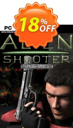 Alien Shooter Revisited PC Coupon discount Alien Shooter Revisited PC Deal. Promotion: Alien Shooter Revisited PC Exclusive offer for iVoicesoft