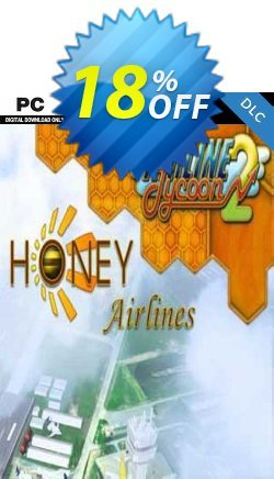 Airline Tycoon 2 Honey Airlines DLC PC Coupon discount Airline Tycoon 2 Honey Airlines DLC PC Deal - Airline Tycoon 2 Honey Airlines DLC PC Exclusive offer for iVoicesoft