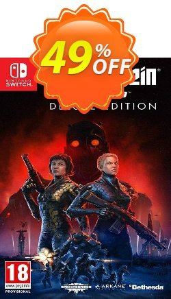Wolfenstein: Youngblood - Deluxe Edition Switch Coupon discount Wolfenstein: Youngblood - Deluxe Edition Switch Deal - Wolfenstein: Youngblood - Deluxe Edition Switch Exclusive offer for iVoicesoft
