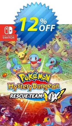 Pokémon Mystery Dungeon: Rescue Team DX Switch Coupon discount Pokémon Mystery Dungeon: Rescue Team DX Switch Deal - Pokémon Mystery Dungeon: Rescue Team DX Switch Exclusive offer for iVoicesoft