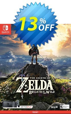 The Legend of Zelda - Breath of the Wild Switch Coupon discount The Legend of Zelda - Breath of the Wild Switch Deal - The Legend of Zelda - Breath of the Wild Switch Exclusive offer for iVoicesoft