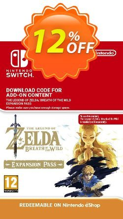 The Legend of Zelda Breath of the Wild Expansion Pass Switch Coupon discount The Legend of Zelda Breath of the Wild Expansion Pass Switch Deal - The Legend of Zelda Breath of the Wild Expansion Pass Switch Exclusive offer for iVoicesoft