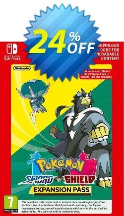 Pokemon Sword and Shield Expansion Pass Switch Coupon discount Pokemon Sword and Shield Expansion Pass Switch Deal. Promotion: Pokemon Sword and Shield Expansion Pass Switch Exclusive offer for iVoicesoft