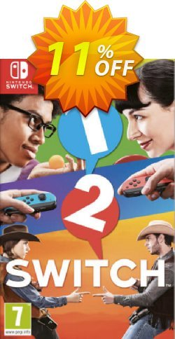 1-2-Switch Coupon discount 1-2-Switch Deal - 1-2-Switch Exclusive offer for iVoicesoft