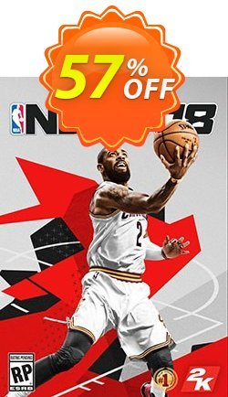 NBA 2K18 PC Coupon discount NBA 2K18 PC Deal - NBA 2K18 PC Exclusive Easter Sale offer for iVoicesoft