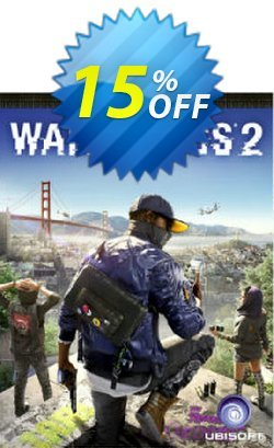 Watch Dogs 2 Deluxe Edition PC Coupon discount Watch Dogs 2 Deluxe Edition PC Deal - Watch Dogs 2 Deluxe Edition PC Exclusive Easter Sale offer for iVoicesoft
