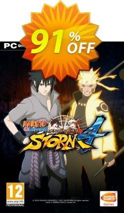 NARUTO SHIPPUDEN: Ultimate Ninja STORM 4 PC Coupon discount NARUTO SHIPPUDEN: Ultimate Ninja STORM 4 PC Deal - NARUTO SHIPPUDEN: Ultimate Ninja STORM 4 PC Exclusive Easter Sale offer for iVoicesoft