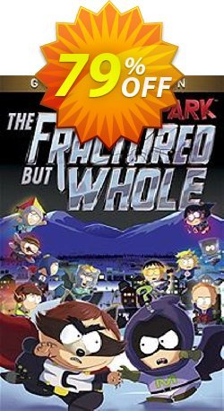 South Park: The Fractured But Whole Gold Edition PC Coupon discount South Park: The Fractured But Whole Gold Edition PC Deal - South Park: The Fractured But Whole Gold Edition PC Exclusive Easter Sale offer for iVoicesoft