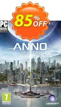 Anno 2205 PC Coupon discount Anno 2205 PC Deal - Anno 2205 PC Exclusive Easter Sale offer for iVoicesoft