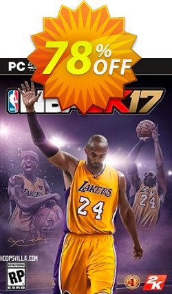 NBA 2K17 PC Coupon discount NBA 2K17 PC Deal - NBA 2K17 PC Exclusive Easter Sale offer for iVoicesoft