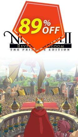 Ni No Kuni II Revenant Kingdom - Princes Edition PC Coupon discount Ni No Kuni II Revenant Kingdom - Princes Edition PC Deal - Ni No Kuni II Revenant Kingdom - Princes Edition PC Exclusive Easter Sale offer for iVoicesoft