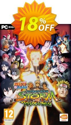 Naruto Shippuden: Ultimate Ninja Storm Revolution PC Coupon discount Naruto Shippuden: Ultimate Ninja Storm Revolution PC Deal - Naruto Shippuden: Ultimate Ninja Storm Revolution PC Exclusive Easter Sale offer for iVoicesoft