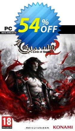 Castlevania: Lords of Shadow 2PC Coupon discount Castlevania: Lords of Shadow 2PC Deal - Castlevania: Lords of Shadow 2PC Exclusive Easter Sale offer for iVoicesoft
