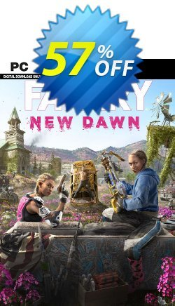 Far Cry New Dawn PC + DLC Coupon discount Far Cry New Dawn PC + DLC Deal - Far Cry New Dawn PC + DLC Exclusive Easter Sale offer for iVoicesoft