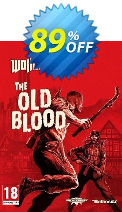 Wolfenstein: The Old Blood PC - Germany  Coupon discount Wolfenstein: The Old Blood PC (Germany) Deal - Wolfenstein: The Old Blood PC (Germany) Exclusive Easter Sale offer for iVoicesoft