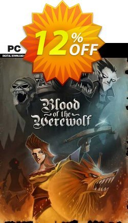 Blood of the Werewolf PC Coupon discount Blood of the Werewolf PC Deal - Blood of the Werewolf PC Exclusive Easter Sale offer for iVoicesoft