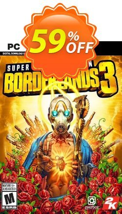 Borderlands 3: Super Deluxe Edition PC - Asia  Coupon discount Borderlands 3: Super Deluxe Edition PC (Asia) Deal - Borderlands 3: Super Deluxe Edition PC (Asia) Exclusive Easter Sale offer for iVoicesoft