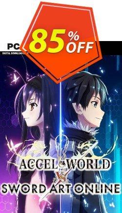 Accel World VS. Sword Art Online - Deluxe Edition PC Coupon discount Accel World VS. Sword Art Online - Deluxe Edition PC Deal - Accel World VS. Sword Art Online - Deluxe Edition PC Exclusive Easter Sale offer for iVoicesoft