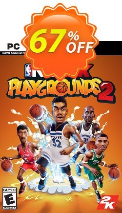 NBA 2K Playgrounds 2 PC Coupon discount NBA 2K Playgrounds 2 PC Deal - NBA 2K Playgrounds 2 PC Exclusive Easter Sale offer for iVoicesoft