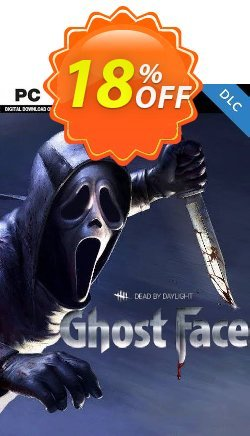 Dead by Daylight PC - Ghost Face DLC Coupon discount Dead by Daylight PC - Ghost Face DLC Deal - Dead by Daylight PC - Ghost Face DLC Exclusive Easter Sale offer for iVoicesoft
