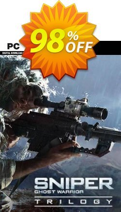 Sniper Ghost Warrior Trilogy PC Coupon discount Sniper Ghost Warrior Trilogy PC Deal - Sniper Ghost Warrior Trilogy PC Exclusive Easter Sale offer for iVoicesoft