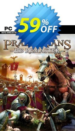 Praetorians - HD Remaster PC Coupon discount Praetorians - HD Remaster PC Deal - Praetorians - HD Remaster PC Exclusive Easter Sale offer for iVoicesoft