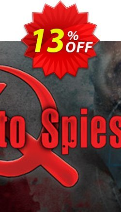 Death to Spies PC Coupon discount Death to Spies PC Deal - Death to Spies PC Exclusive Easter Sale offer for iVoicesoft