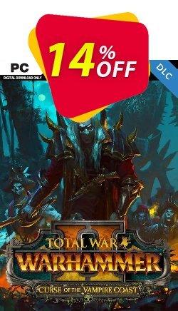 Total War Warhammer II 2 PC - Curse of the Vampire Coast DLC - EU  Coupon discount Total War Warhammer II 2 PC - Curse of the Vampire Coast DLC (EU) Deal - Total War Warhammer II 2 PC - Curse of the Vampire Coast DLC (EU) Exclusive Easter Sale offer for iVoicesoft