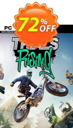 Trials Rising PC Coupon discount Trials Rising PC Deal. Promotion: Trials Rising PC Exclusive Easter Sale offer for iVoicesoft