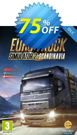 Euro Truck Simulator 2 - Scandinavia DLC PC Coupon discount Euro Truck Simulator 2 - Scandinavia DLC PC Deal - Euro Truck Simulator 2 - Scandinavia DLC PC Exclusive Easter Sale offer for iVoicesoft