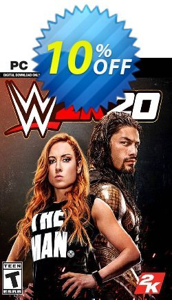 WWE 2K20 PC - WW  Coupon discount WWE 2K20 PC (WW) Deal - WWE 2K20 PC (WW) Exclusive Easter Sale offer for iVoicesoft