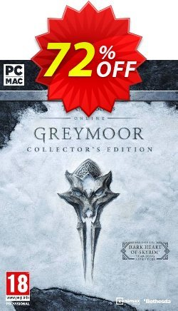 The Elder Scrolls Online - Greymoor Digital Collector's Edition Upgrade PC Coupon discount The Elder Scrolls Online - Greymoor Digital Collector's Edition Upgrade PC Deal - The Elder Scrolls Online - Greymoor Digital Collector's Edition Upgrade PC Exclusive Easter Sale offer for iVoicesoft