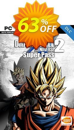 Dragon Ball Xenoverse 2 - Super Pass PC Coupon discount Dragon Ball Xenoverse 2 - Super Pass PC Deal - Dragon Ball Xenoverse 2 - Super Pass PC Exclusive Easter Sale offer for iVoicesoft