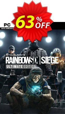Tom Clancy's Rainbow Six Siege - Ultimate Edition PC Coupon discount Tom Clancy's Rainbow Six Siege - Ultimate Edition PC Deal - Tom Clancy's Rainbow Six Siege - Ultimate Edition PC Exclusive Easter Sale offer for iVoicesoft