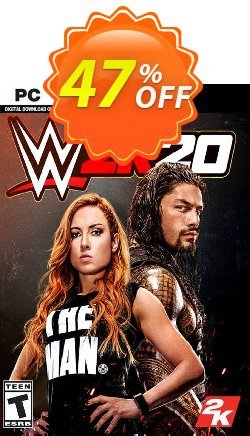 WWE 2K20 PC - EU  Coupon discount WWE 2K20 PC (EU) Deal - WWE 2K20 PC (EU) Exclusive Easter Sale offer for iVoicesoft