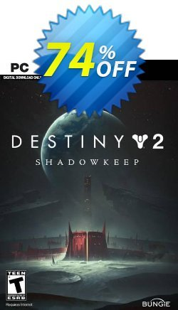 Destiny 2: Shadowkeep PC - EU  Coupon discount Destiny 2: Shadowkeep PC (EU) Deal - Destiny 2: Shadowkeep PC (EU) Exclusive Easter Sale offer for iVoicesoft