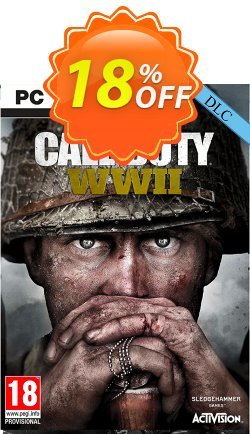 Call of Duty - COD WWII PC: Nazi Zombies Camo DLC Coupon discount Call of Duty (COD) WWII PC: Nazi Zombies Camo DLC Deal - Call of Duty (COD) WWII PC: Nazi Zombies Camo DLC Exclusive Easter Sale offer for iVoicesoft