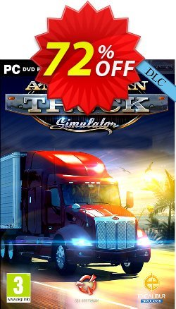 American Truck Simulator PC - New Mexico DLC Coupon discount American Truck Simulator PC - New Mexico DLC Deal - American Truck Simulator PC - New Mexico DLC Exclusive Easter Sale offer for iVoicesoft