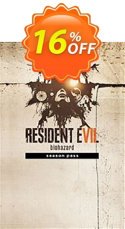Resident Evil 7 - Biohazard Season Pass PC Coupon discount Resident Evil 7 - Biohazard Season Pass PC Deal - Resident Evil 7 - Biohazard Season Pass PC Exclusive Easter Sale offer for iVoicesoft