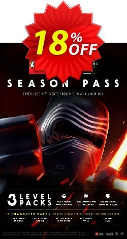 LEGO Star Wars The Force Awakens Season Pass PC Coupon discount LEGO Star Wars The Force Awakens Season Pass PC Deal - LEGO Star Wars The Force Awakens Season Pass PC Exclusive Easter Sale offer for iVoicesoft