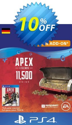 Apex Legends 11500 Coins PS4 - Germany  Coupon discount Apex Legends 11500 Coins PS4 (Germany) Deal - Apex Legends 11500 Coins PS4 (Germany) Exclusive Easter Sale offer for iVoicesoft