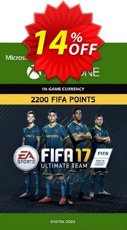 Fifa 17 - 2200 FUT Points - Xbox One  Coupon discount Fifa 17 - 2200 FUT Points (Xbox One) Deal - Fifa 17 - 2200 FUT Points (Xbox One) Exclusive Easter Sale offer for iVoicesoft
