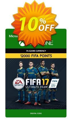 Fifa 17 - 12000 FUT Points - Xbox One  Coupon discount Fifa 17 - 12000 FUT Points (Xbox One) Deal - Fifa 17 - 12000 FUT Points (Xbox One) Exclusive Easter Sale offer for iVoicesoft