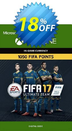 Fifa 17 - 1050 FUT Points - Xbox One  Coupon discount Fifa 17 - 1050 FUT Points (Xbox One) Deal - Fifa 17 - 1050 FUT Points (Xbox One) Exclusive Easter Sale offer for iVoicesoft