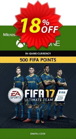 Fifa 17 - 500 FUT Points - Xbox One  Coupon discount Fifa 17 - 500 FUT Points (Xbox One) Deal - Fifa 17 - 500 FUT Points (Xbox One) Exclusive Easter Sale offer for iVoicesoft