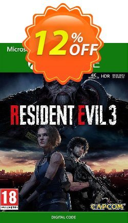 Resident Evil 3 Xbox One - UK  Coupon discount Resident Evil 3 Xbox One (UK) Deal - Resident Evil 3 Xbox One (UK) Exclusive Easter Sale offer for iVoicesoft