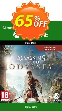 Assassin's Creed Odyssey Xbox One Coupon discount Assassin's Creed Odyssey Xbox One Deal - Assassin's Creed Odyssey Xbox One Exclusive Easter Sale offer for iVoicesoft