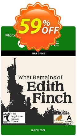 What Remains of Edith Finch Xbox One Coupon discount What Remains of Edith Finch Xbox One Deal - What Remains of Edith Finch Xbox One Exclusive Easter Sale offer for iVoicesoft
