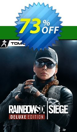 Tom Clancy's Rainbow Six Siege - Deluxe Edition Xbox One - US  Coupon discount Tom Clancy's Rainbow Six Siege - Deluxe Edition Xbox One (US) Deal. Promotion: Tom Clancy's Rainbow Six Siege - Deluxe Edition Xbox One (US) Exclusive Easter Sale offer for iVoicesoft